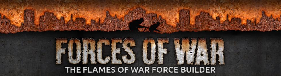 Flames of War v4 Forces